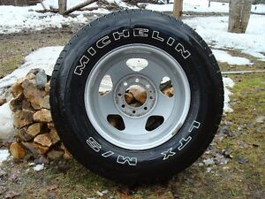 GMC,Michelin m/s C/W duelly Rim