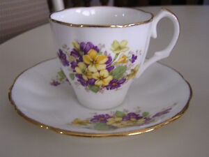 JASON ENGLISH BONE CHINA TEA CUP & SAUCER, Etc