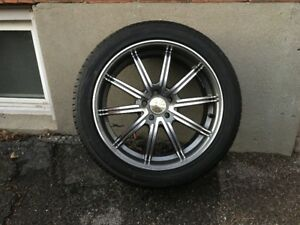 Newer Tires and Rims for sale