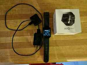 LG G Smartwatch for Android and iPhone Android Wear