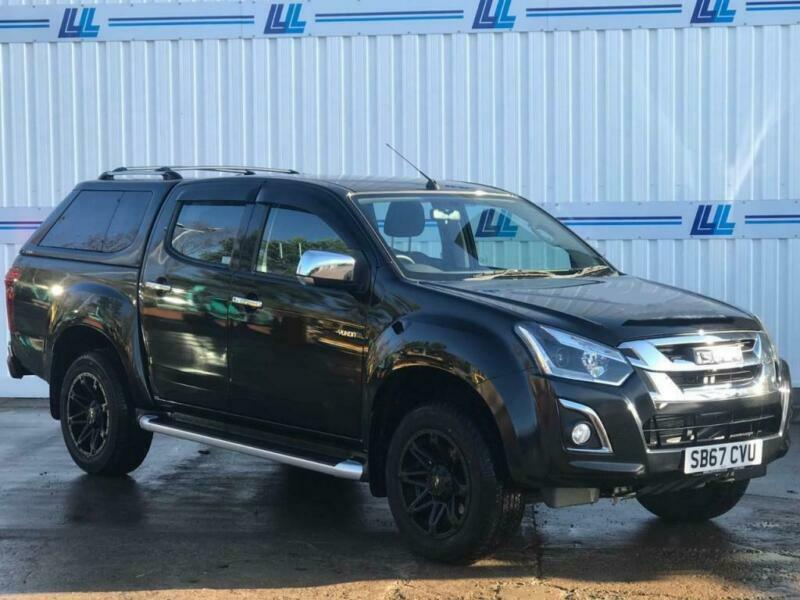 2017 Isuzu D max 1 9 Yukon Double Cab 4x4 5 door Pick Up | in Dumfries,  Dumfries and Galloway | Gumtree