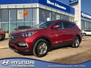 2017 Hyundai Santa Fe Sport Luxury   -SANTA FE SPORT-LOW MILEAGE