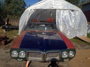 Firebird 1969 convertible
