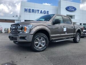 2018 Ford F-150 XLTXTR CHROME PACKAGE ! REAR VIEW CAMERA ! 4X4 !