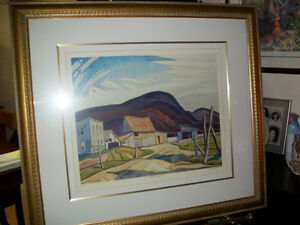 LIMITED EDITIONS / SIGNED ART / OIL PAINTINGS