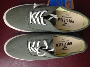 Hollister shoes