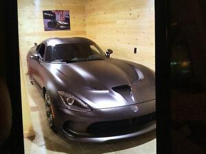 2014 Dodge Viper Gts Coupe (2 door) carbon fibre edition