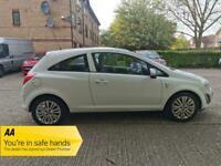 2012 Vauxhall Corsa 1.0 i ecoFLEX 12v Active 3dr +30£Tax +Ulez +Cheap Insurance