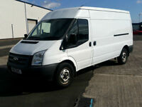13 Plate Ford Transit 350 LWB 125ps 6 Speed