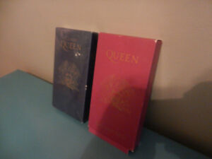 Queen Classic Rock VHS Lot of 2 Mint Sealed