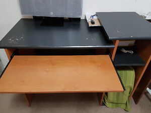 Computer desk only