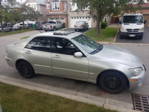 2003 Lexus is300 leather,loaded,sunroof,tinted, gps touchscreen