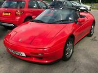 1991 Lotus Elan 1.6 SE 2d 162 BHP Convertible Petrol Manual