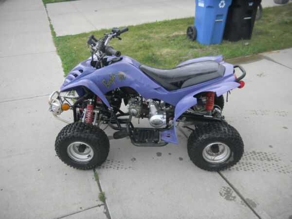 similiar baja atv keywords baja 90 quad baja 90 cc quad hasnt been used in 3 years ran fine last