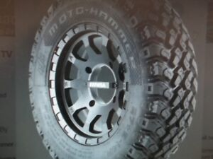 LOWEST PRICES in CANADA on ATV TIRES and RIMS  !!!