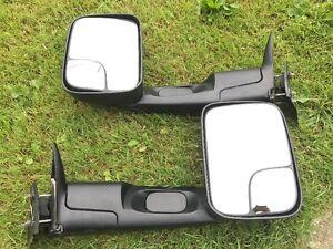Dodge Ram - Gen 2 Towing Mirrors