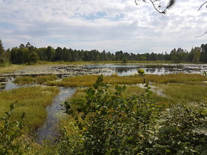 Selling waterfront land 1 hour away from Ottawa