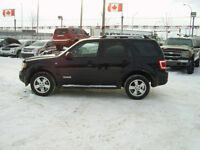 2008 FORD ESCAPE LIMITED AWD WE FINANCE EVERYONE
