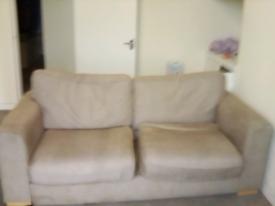 Beige Sofa - Good Condition