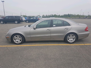 2003 Mercedes -benz E320 4 matic full GPS