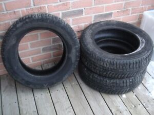Michelin X - Ice snowtires (3 only)