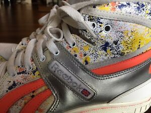 Reebok Colourful Hightop Sneakers  Cambridge Kitchener Area image 5