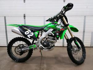 2010 KXF250