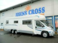 AUTO TRAIL CHIEFTAIN FIAT DUCATO 3.0L 160BHP