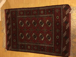 Hand made Persian rug for sale