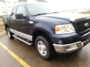 2005 Ford F-150 supercab Pickup Truck