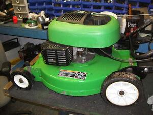 lawn boy lawn mower.