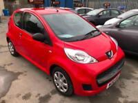 Peugeot 107 1.0 12v 2012MY Urban Lite