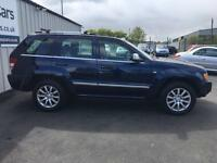 2006 Jeep Grand Cherokee 3.0 CRD V6 Overland Station Wagon 4x4 5dr