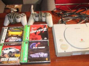 Console de playstation