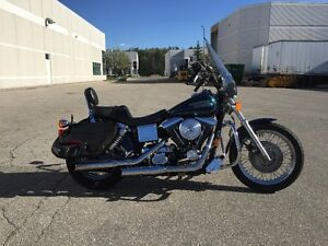 Dyna Low Rider Convertible