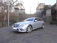 2011 Mercedes-Benz E Class 2.1 E220 CDI BlueEFFICIENCY Sport 2dr