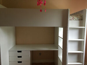 Kids Loft Bed / Bunk Bed
