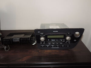 Bose Car Stereo and Bose Power Amp for Acura RSX