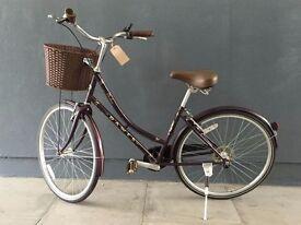 """17"""" (43cm, Medium) 3-Speed Dawes Ladies Bike in Perfect Order"""