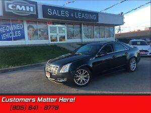 2012 Cadillac CTS Performance Collection   NAVIGATION, REAR CAME