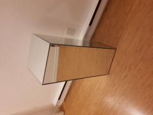 Multi Sided Mirror Stand / post