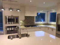 Renovations and Specializing in Bathrooms & Kitchens