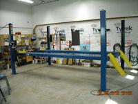 Bendpack 9000 lb. 4 post lift. Model HDXW