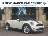 2013 Mini Roadster 1.6 Cooper S 2dr 2 door Convertible