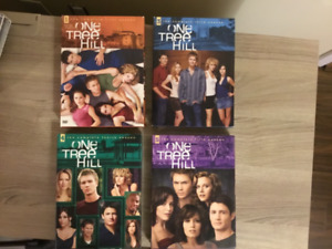 DVD one tree hill
