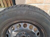 Avon Ice Touring Winter Tyres 195/65R15