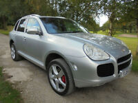 Porsche Cayenne 4.5 Tiptronic S auto Turbo