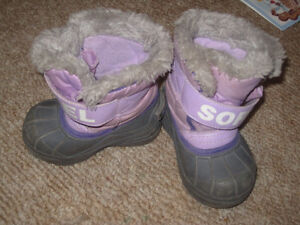 Sorel Commander Toddler boots Peterborough Peterborough Area image 2