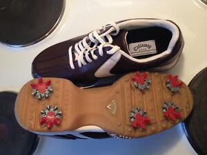 souliers de golf de femme Calaway***NEUVES***NEW***golf shoes