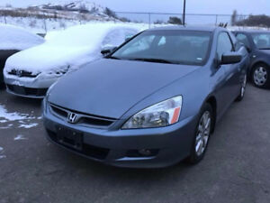2007 Honda Accord EX Coupe (2 door)